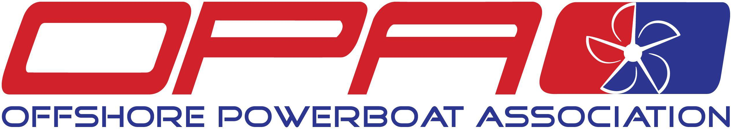 Offshore Powerboat Association Logo