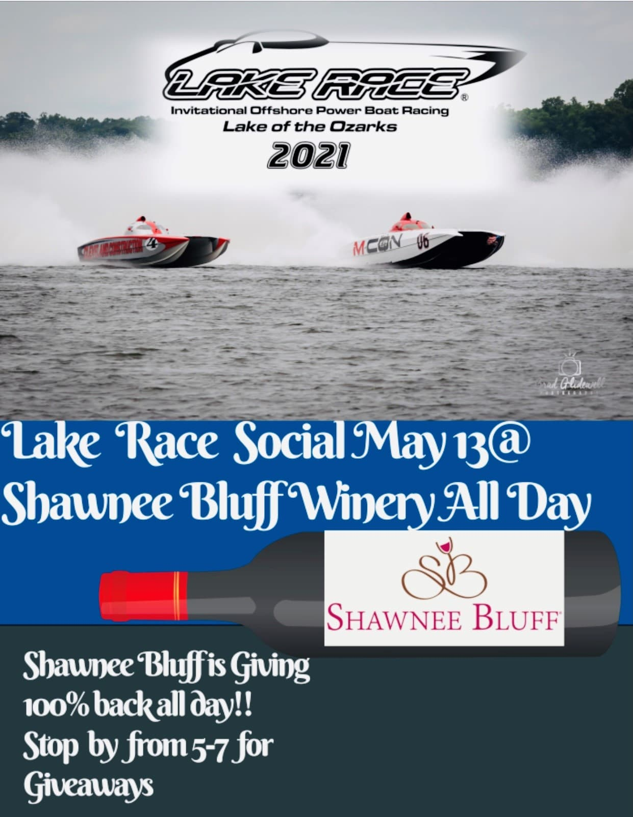 May 13th Shawnee Winery Event